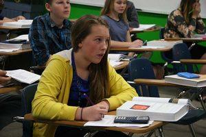 suburban christian school classes